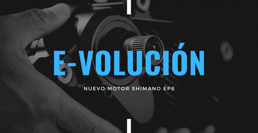 Nuevo motor Shimano EP8