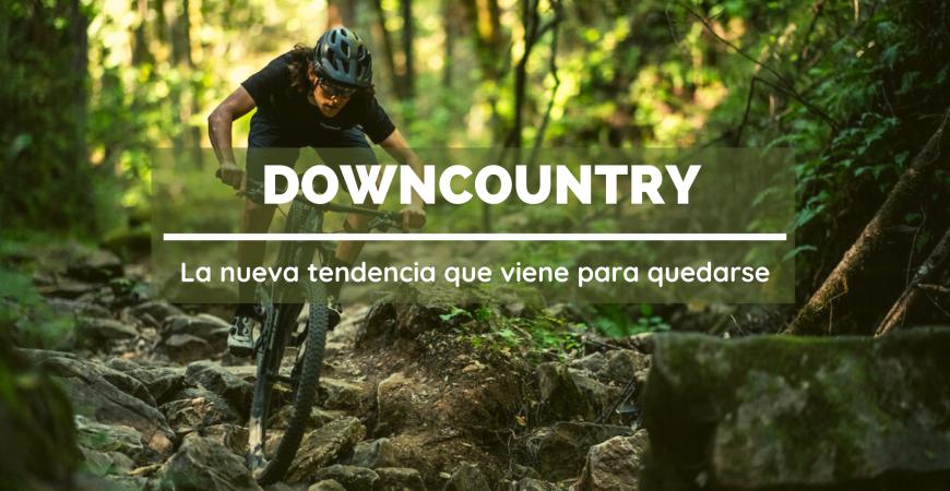 ¿Por qué comprar una Down-country?