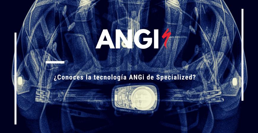 ¿Conoces la tecnología ANGi de los cascos Specialized?